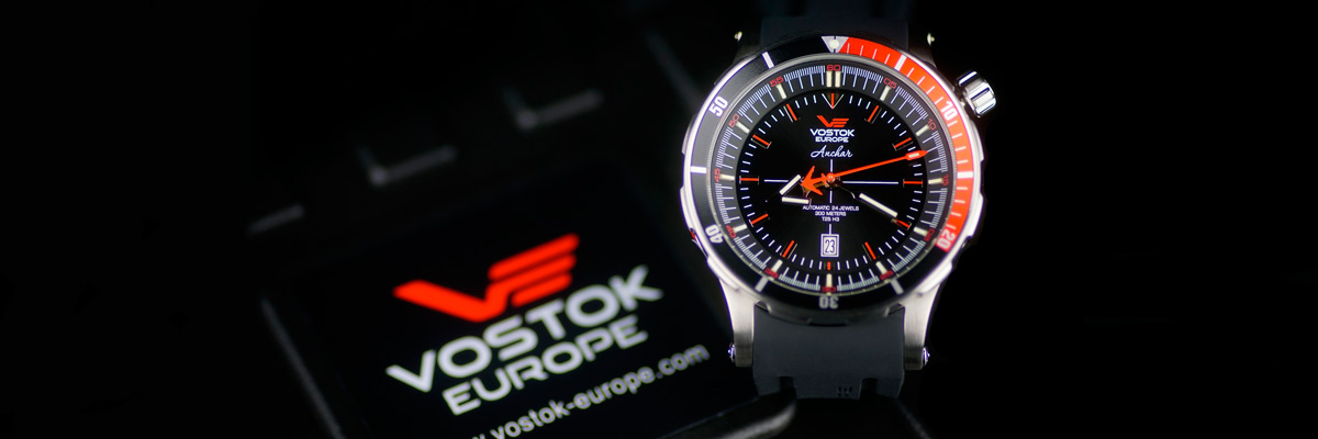 Vostok Europe Ure