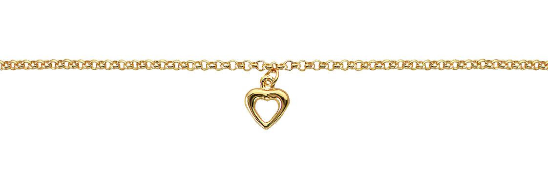 8 Karat Guld Børnearmbånd fra Aagaard 0810282-14