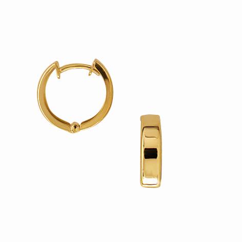 8 Karat Guld Øreringe fra Aagaard 0899276C