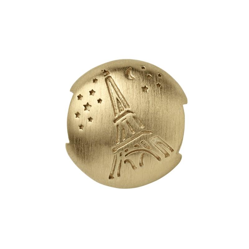 Paris Forgyldt Sølv Vedhæng fra By Biehl 1-1502-GP