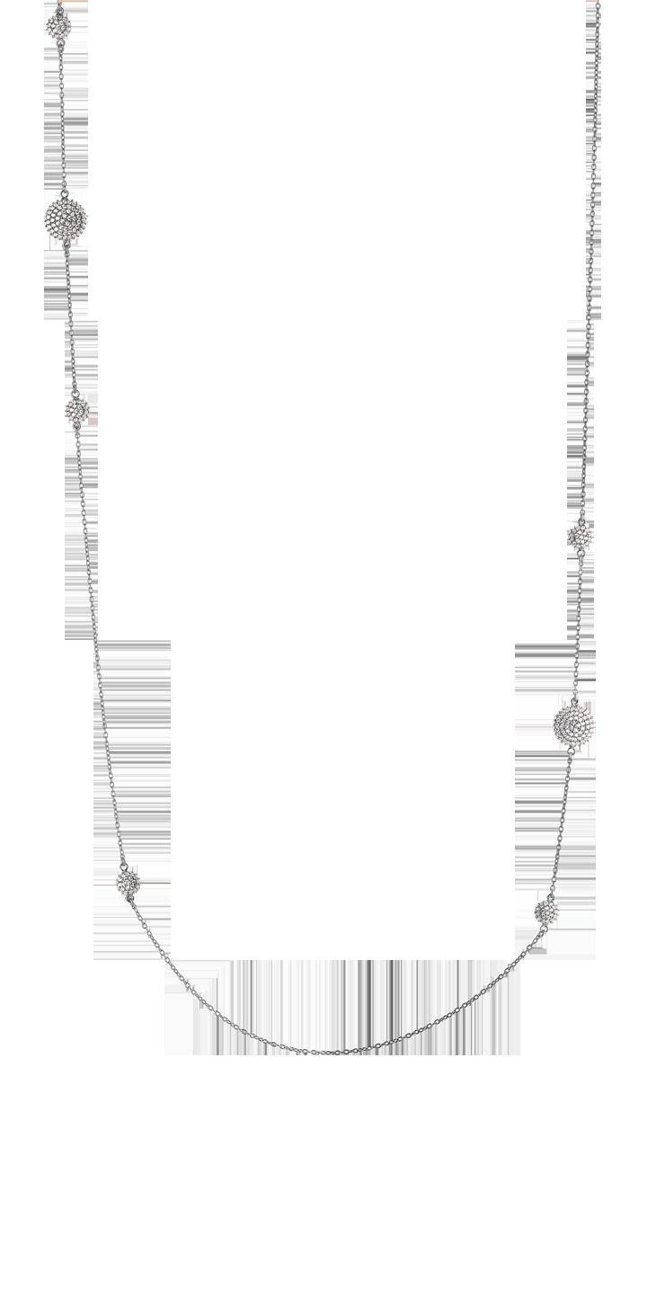 Image of   Grace Sølv Halskæde fra Spirit Icons S10021-90