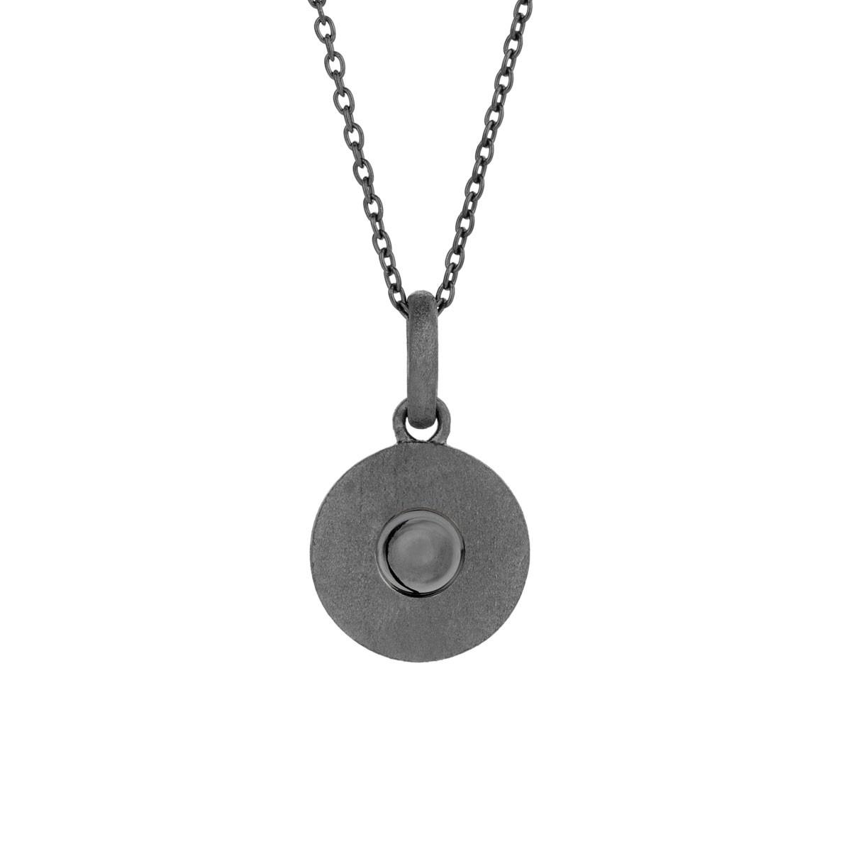 Raw Sølv Halskæde fra Spirit Icons S10313-45