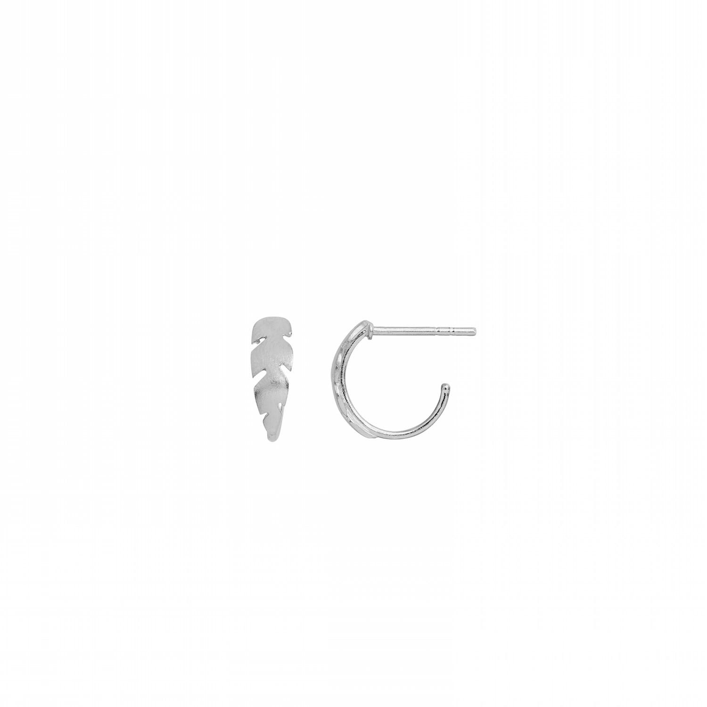 Stine A Sterling Sølv Ørering 1060-00-S
