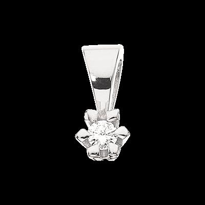 Victoria Vedhæng fra Scrouples med Diamant 0,05 Carat TW/SI