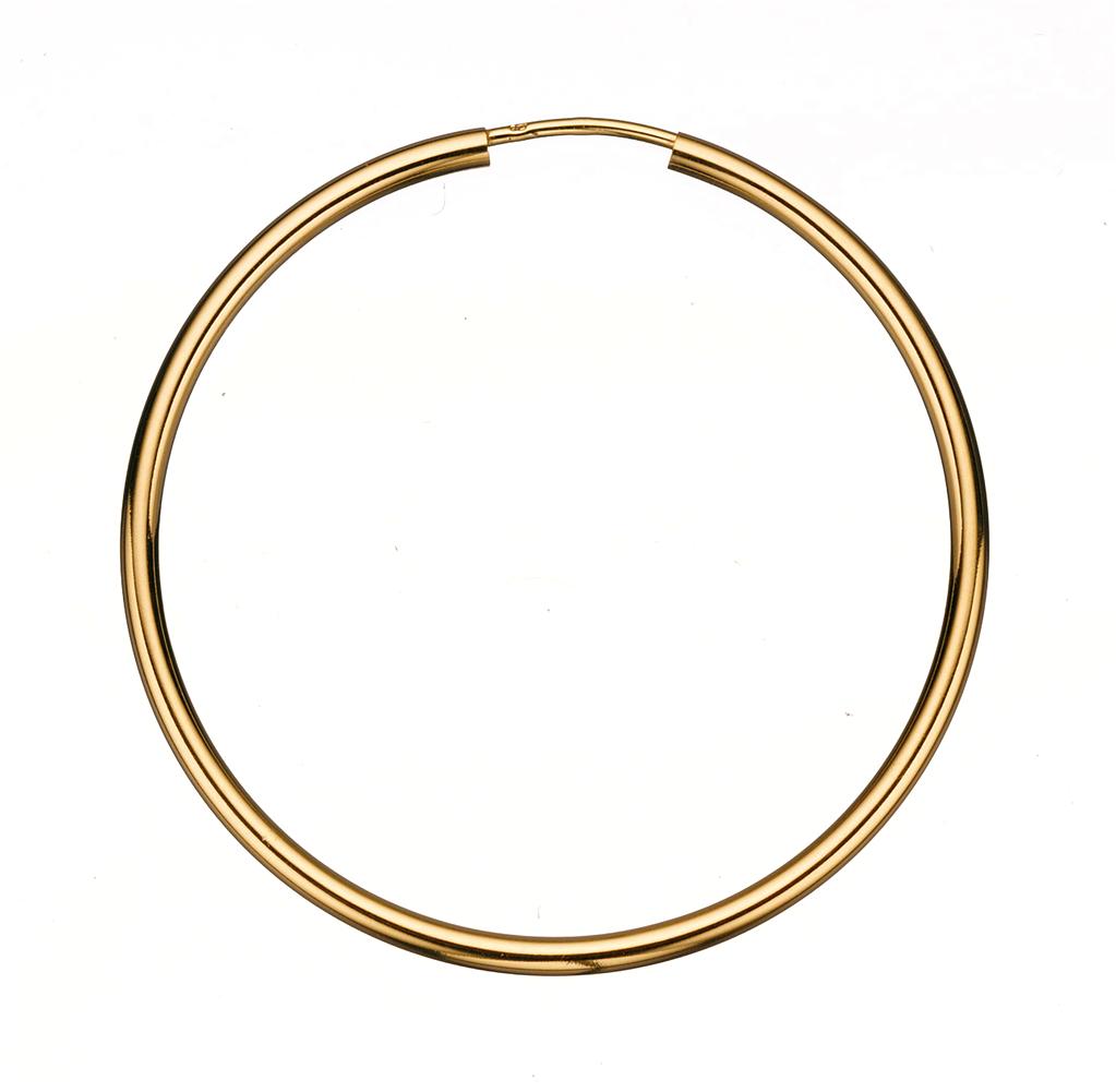 Image of   8 Karat Guld Øreringe fra Scrouples 11403