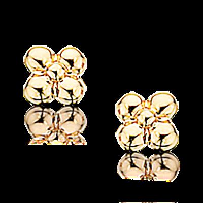 Scrouples Øreringe i 8 Karat Guld 114513