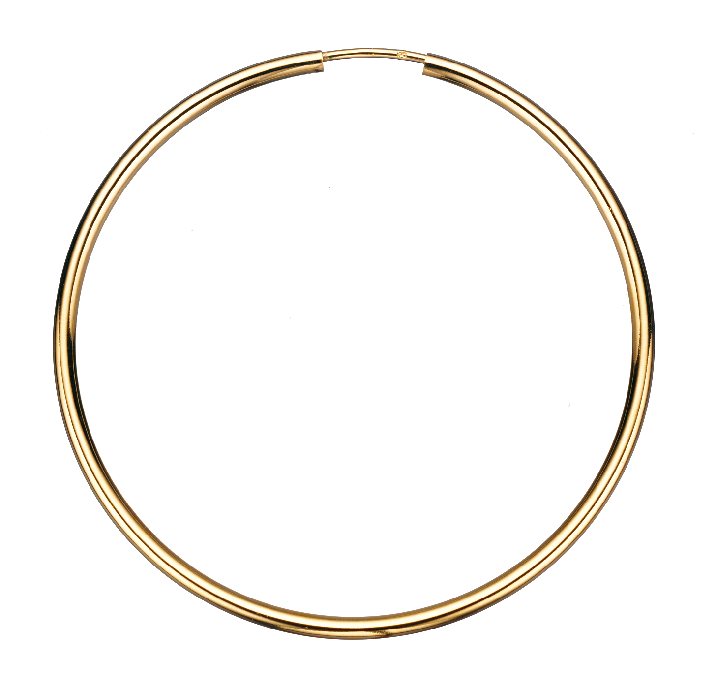 Scrouples 8 Karat Guld Øreringe 11503