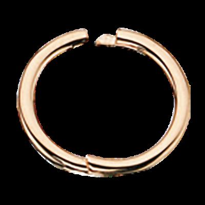 Image of   8 Karat Guld Øreringe fra Scrouples 115933