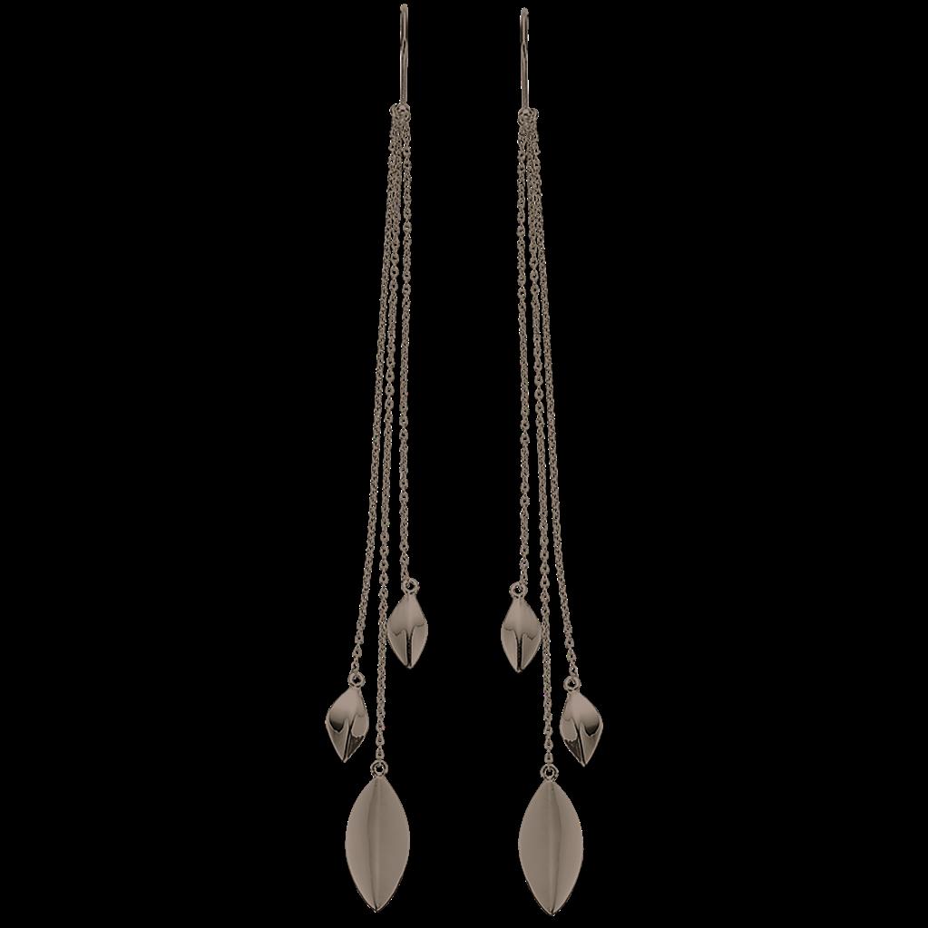 Scrouples Ørehængere i Sterling Sølv 132392