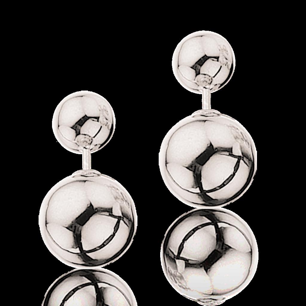 Scrouples Ørestikker i Sterling Sølv 137742