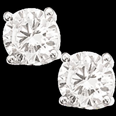 Sølv Øreringe fra Scrouples 139672