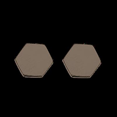 Scrouples Rhodineret Sølv Øreringe 141172