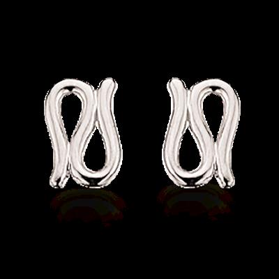 Scrouples Øreringe i Sterling Sølv 143412