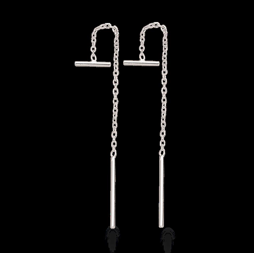 Scrouples Sterling Sølv Øreringe 144582