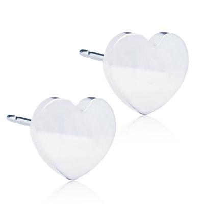 Blomdahl Hearts Titanium Ørestikker 15-1472-00