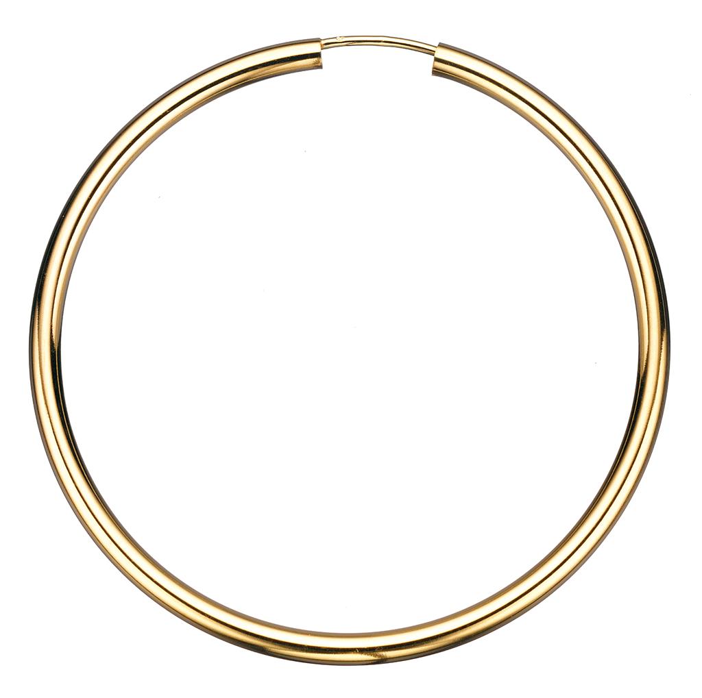 Image of   8 Karat Guld Øreringe fra Scrouples 1203