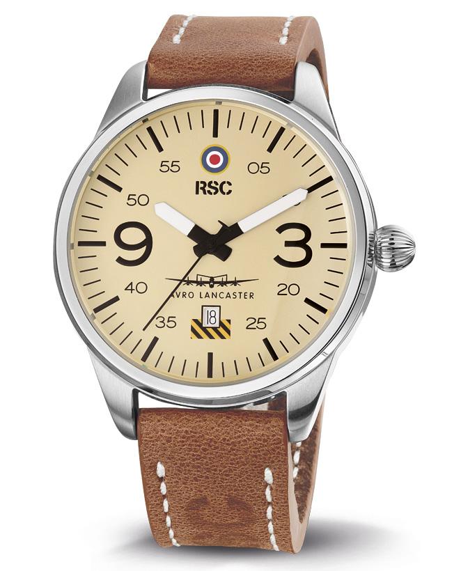 RSC Watches Avro Lancaster Ur til Herre RSC1503