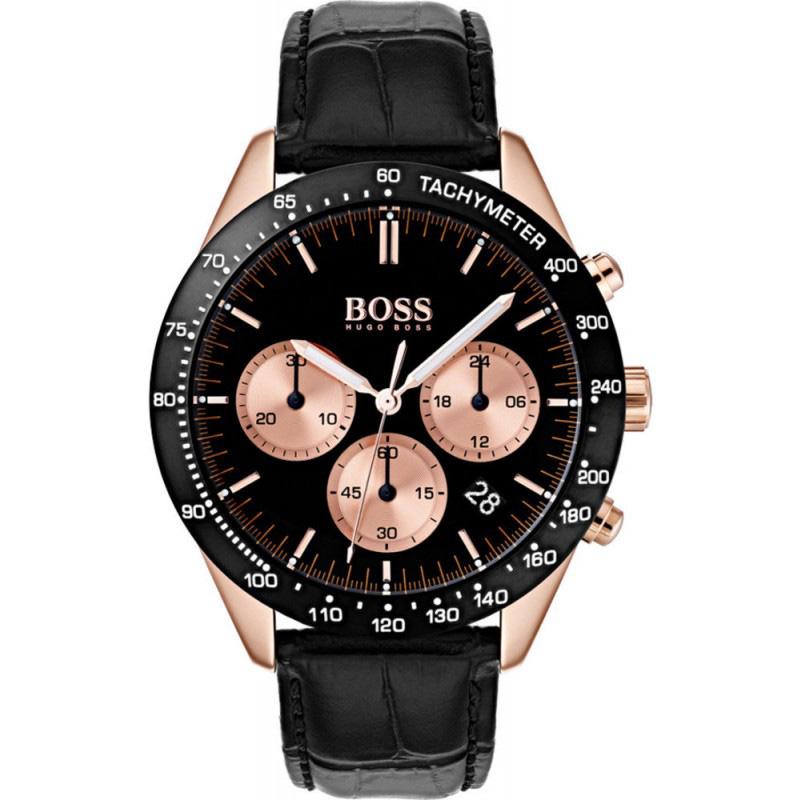 Image of   Hugo Boss Ur til Herre Black Talent 1513580