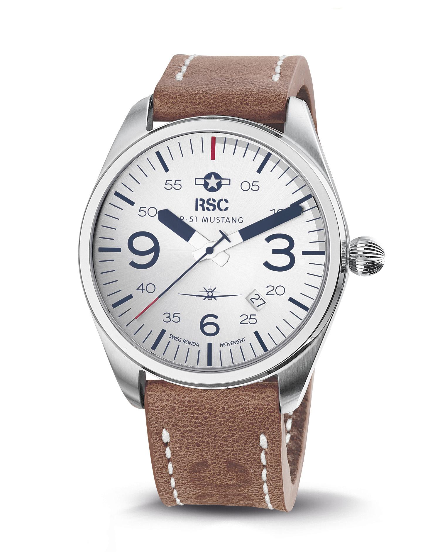 RSC Watches P-51 Mustang RSC1603 Ur til Herre