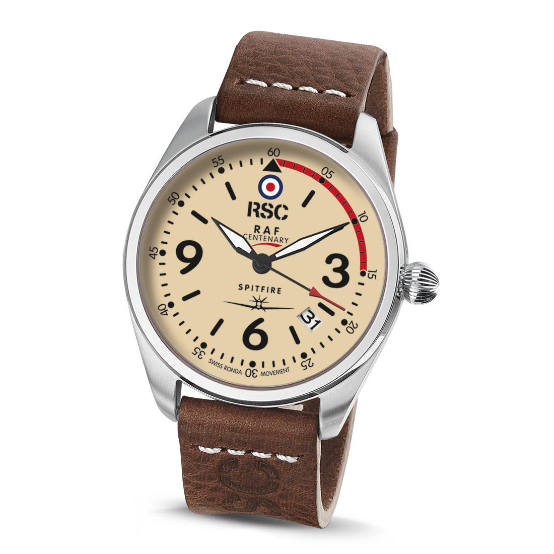 RSC Watches Spitfire Limited Edition (kun 100 Eks.) RSC1942 Ur til Herre