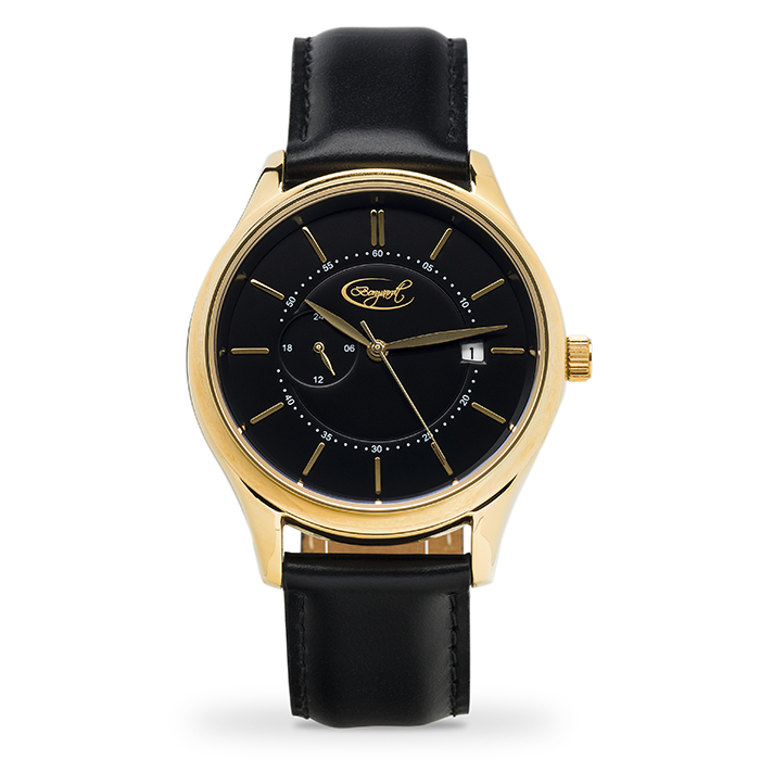Image of   Borgvardt Ur 1945 Automatic 1945-GOLD-BLACK