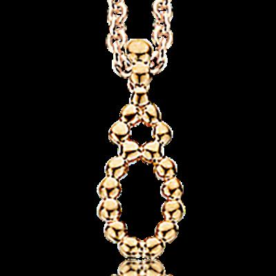 Image of   8 Karat Guld Halskæde fra Scrouples 207663