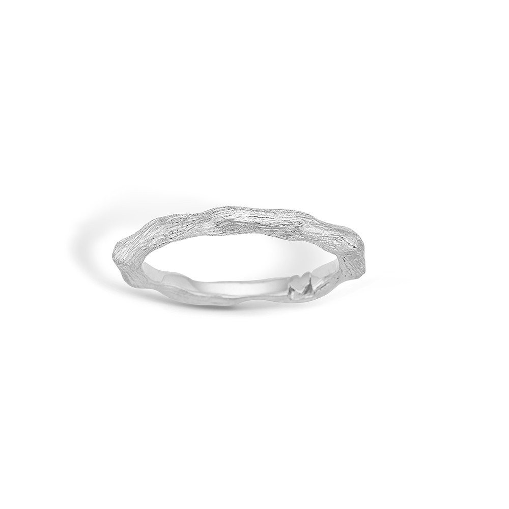Image of   Blossom Sterling Sølv Ring 21611129