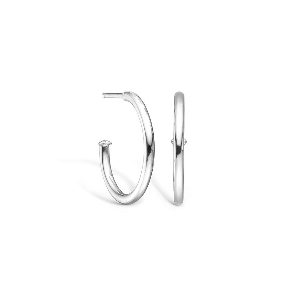 Blossom Sterling Sølv Øreringe 21911015