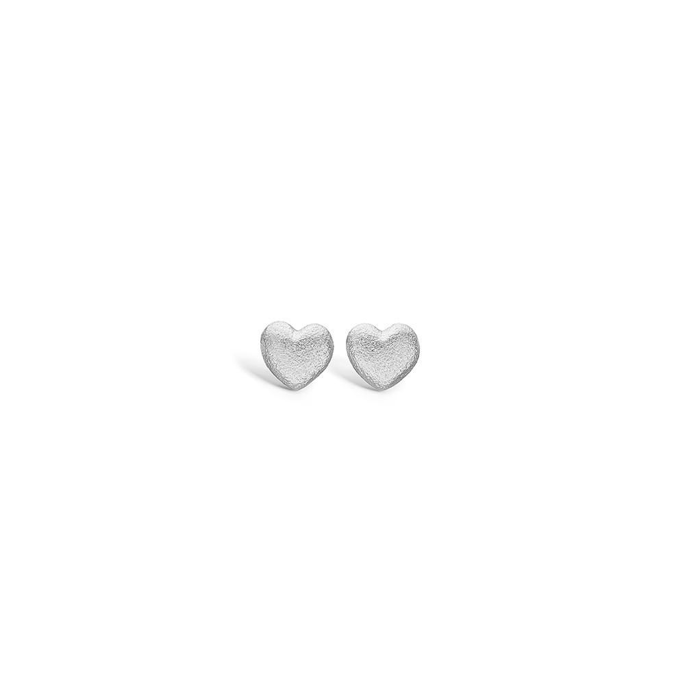 Sølv Ørestikker fra Blossom med Hjertemotiv 21911130