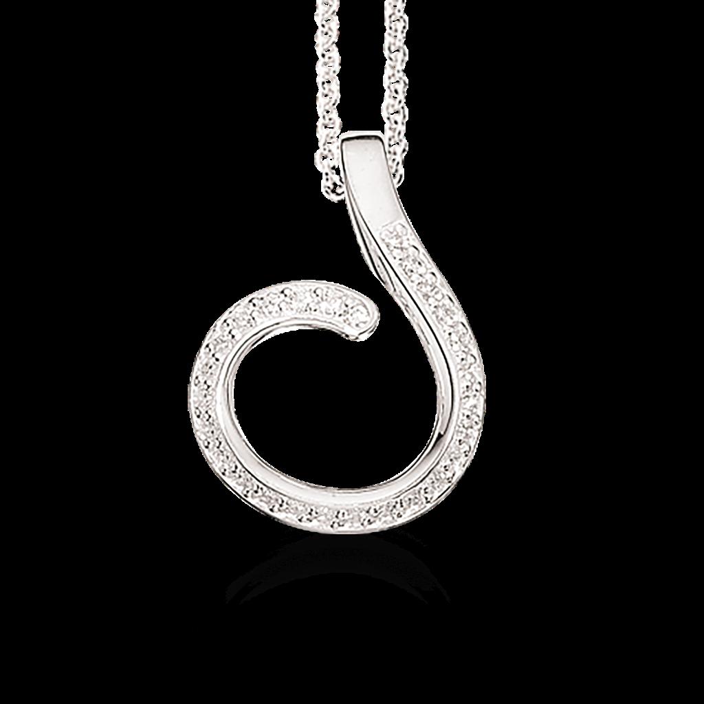 Scrouples Sterling Sølv Halskæde 226552