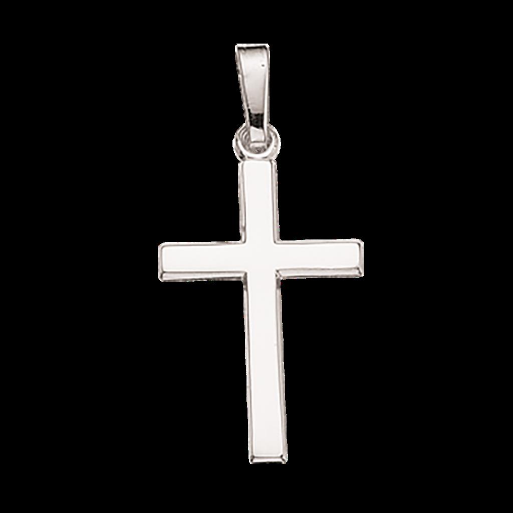 Scrouples Kors Sterling Sølv Vedhæng 226722