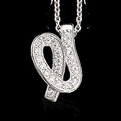 Scrouples Sølv Halskæde 227912