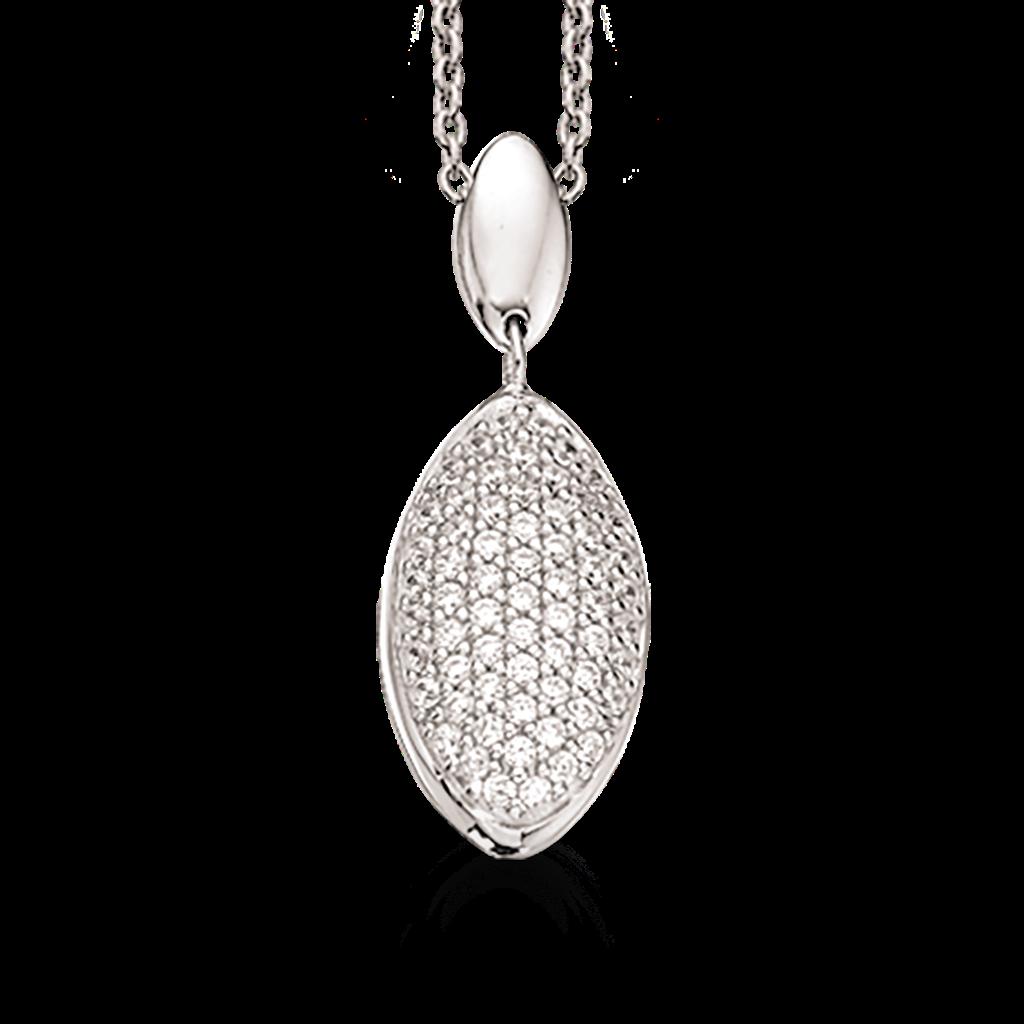 Sølv Halskæde fra Scrouples 227972