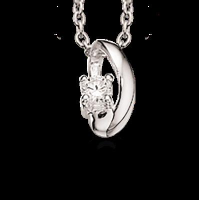 Sølv Halskæde fra Scrouples 228072