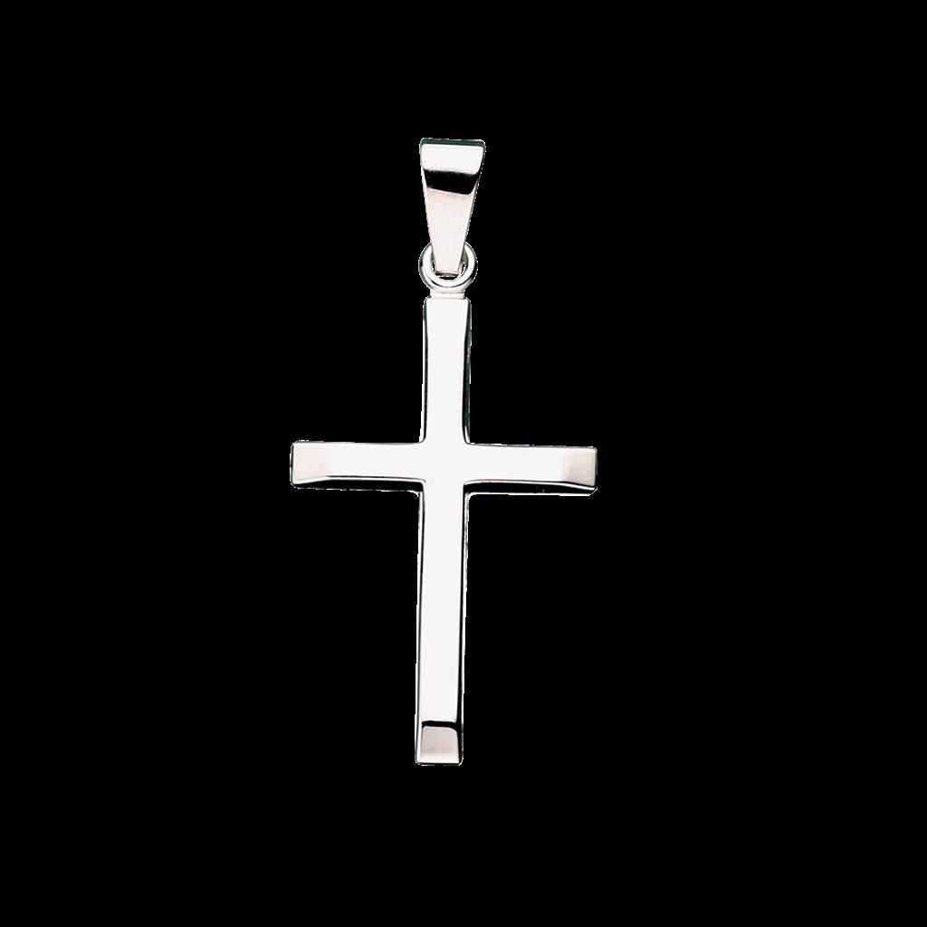 Kors Sterling Sølv Vedhæng fra Scrouples 23872