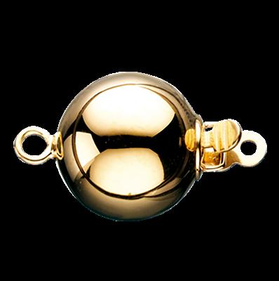 Image of   14 Karat Guld Smykkelås fra Scrouples 24285