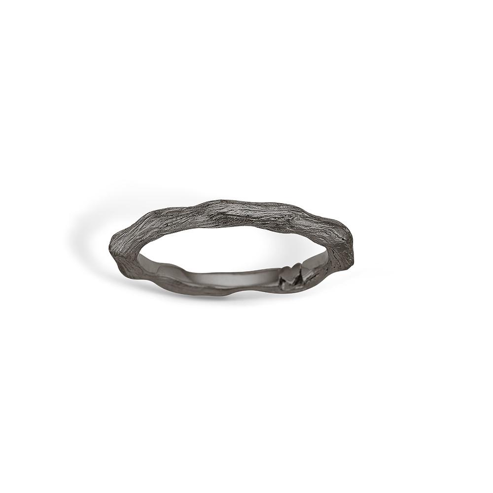 Image of   Blossom Sølv Ring 25611129