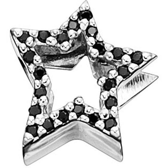 Image of   Story Charm Star Moment Silver