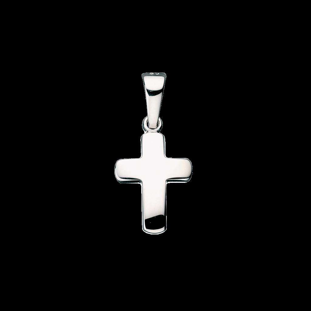 Kors Sterling Sølv Vedhæng fra Scrouples 280002
