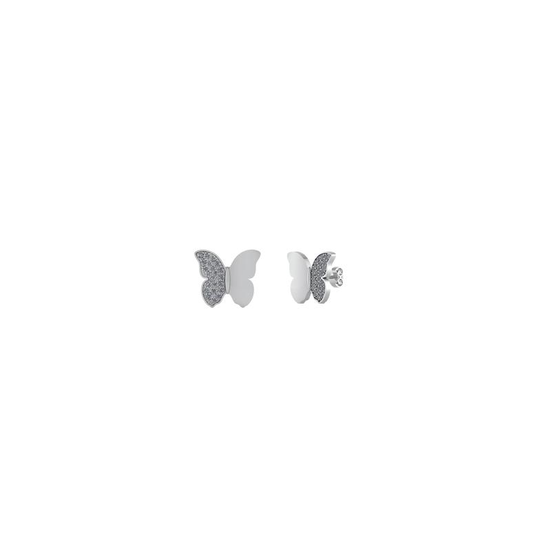 Smykkekæden Sølv Ørestikker