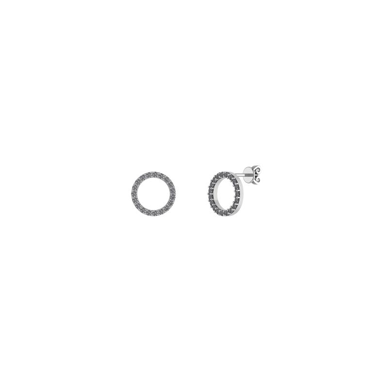 Smykkekæden Sølv Øreringe