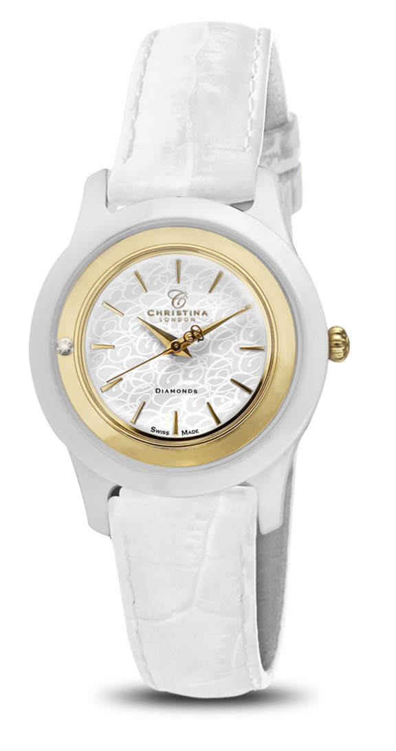 Image of   Ur til Dame Fra Christina Watches 306GWW