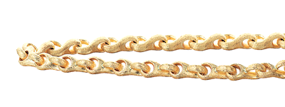 Scrouples Armbånd i 14 Karat Guld 32675,18