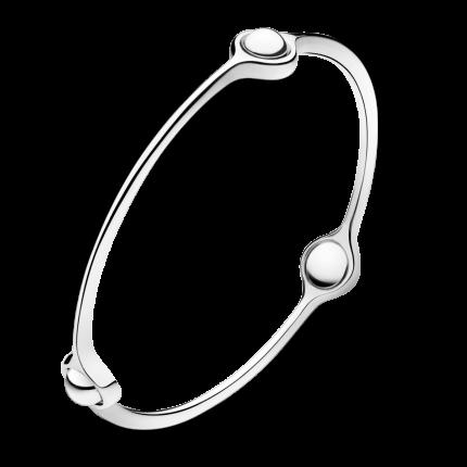 Georg Jensen Sphere armring sølv