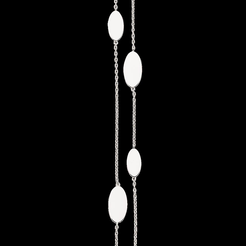 Scrouples Sølv Halskæde 35392,90