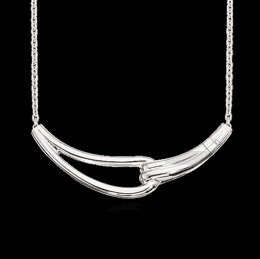 Scrouples Halskæde i Sterling Sølv 35532,42