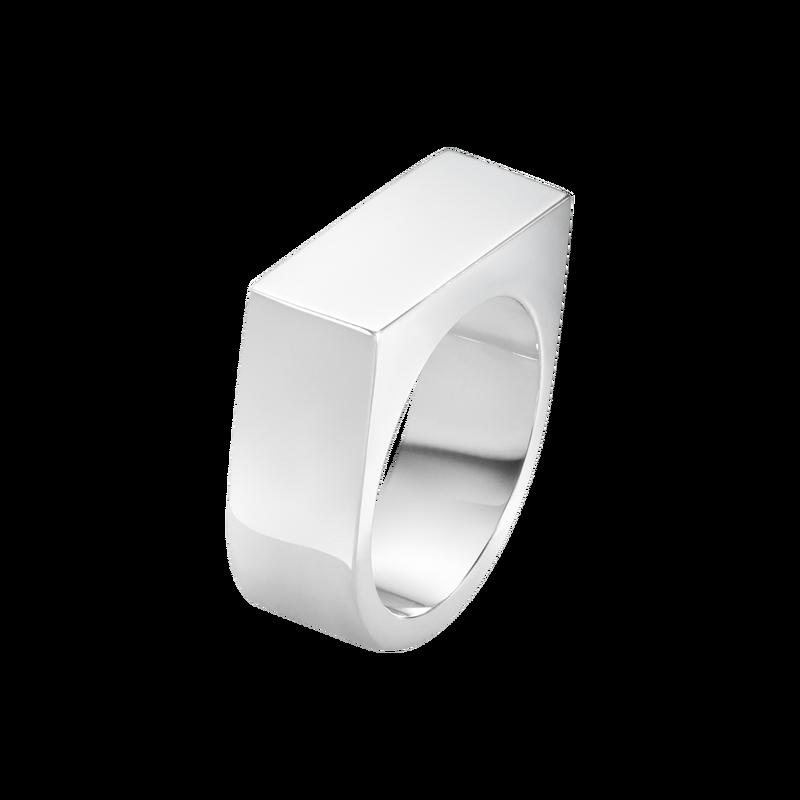 Image of   Aria Sterling Sølv Ring fra Georg Jensen 3560166