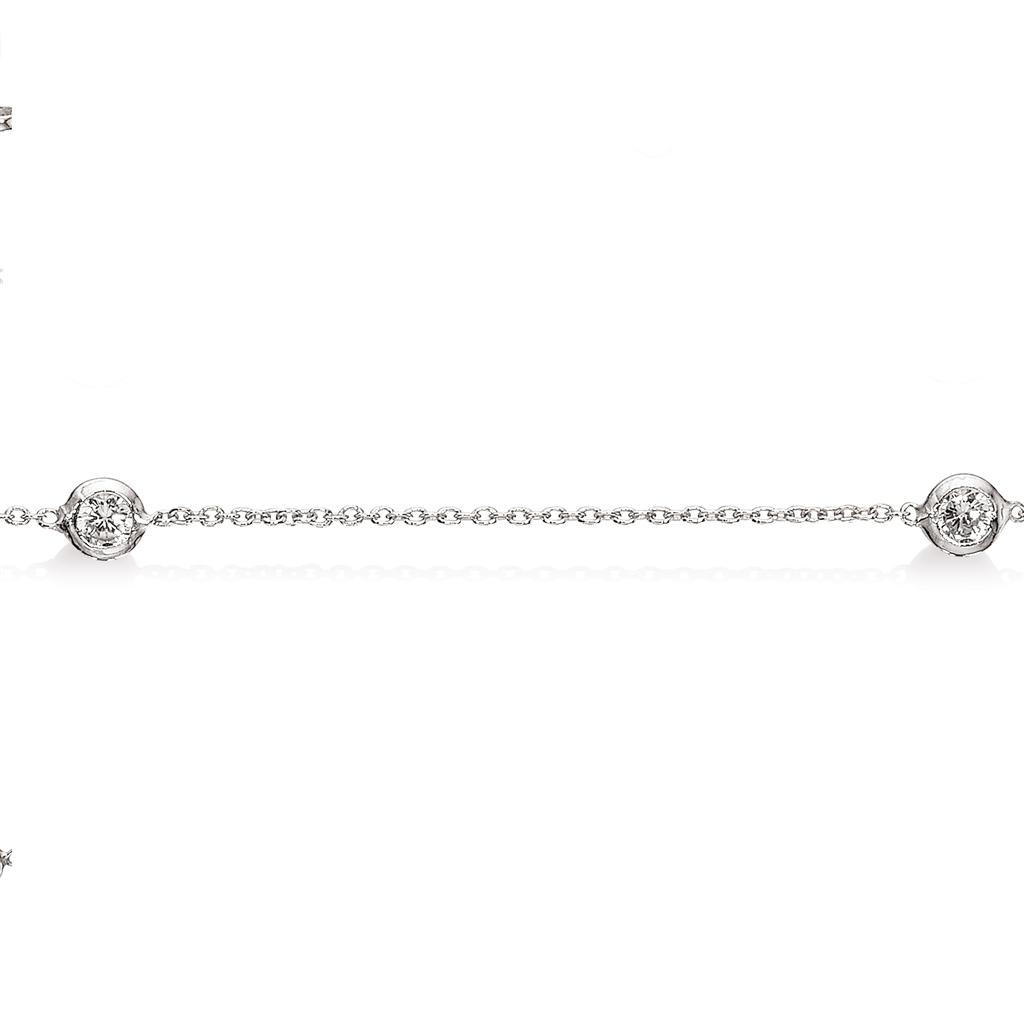 Scrouples Sølv Halskæde 35712,42