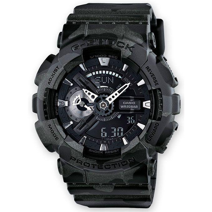 Image of   Casio Ur til Herre G-Shock GA110CM1AER