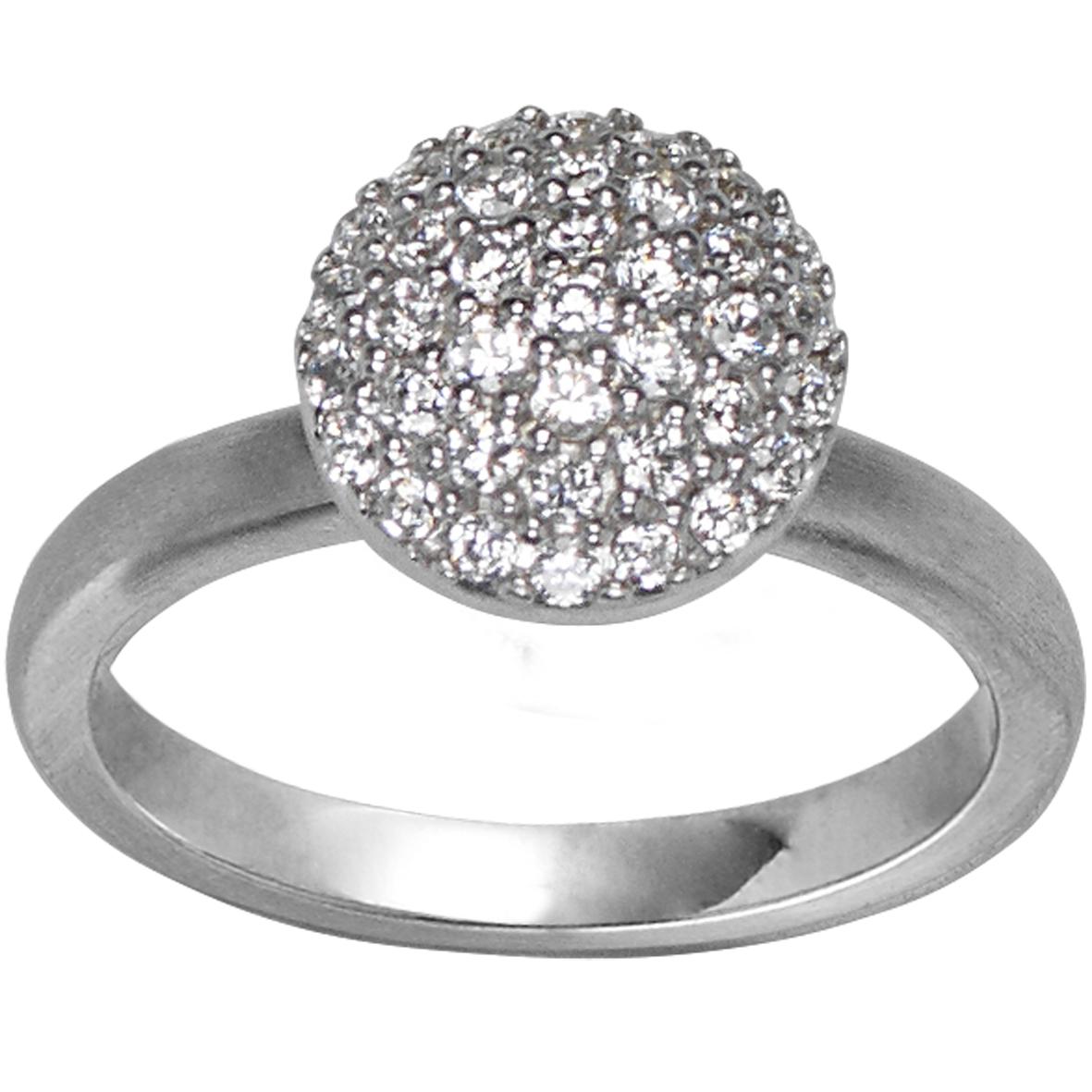 Sterling Sølv Ring fra byBiehl thumbnail